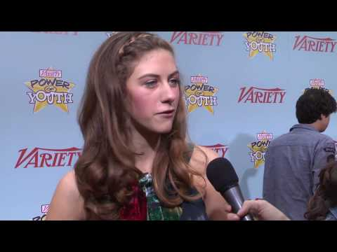 Perry Mattfeld  Wizards of Waverly Place: Variety's Power of Youth 2009