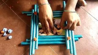 How to Make a Latest Photo Frame Work|SARITHACOLLECTIONS