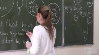 Урок Косвенная речь Иванова МА 10 класс