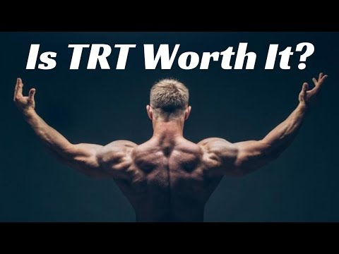 Testosterone Replacement Therapy - Is it Worth it?