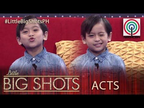 Little Big Shots Philippines: JJ | 6-year-old Newest Child Wonder