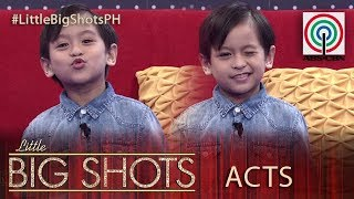 Little Big Shots Philippines: JJ | 6-year-old Newest Child Wonder