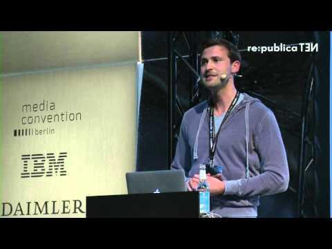 re:publica 2016 – Wolfgang Gründinger: Alte Säcke Politik – eine Zukunfts- statt Angstdebatte führen on YouTube