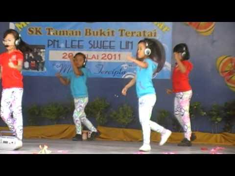 Tarian VIP Pra-Sekolah SK Taman Bukit Teratai