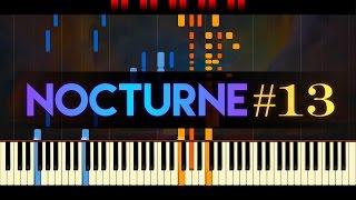 Nocturne in C minor, Op. 48 No. 1 // CHOPIN