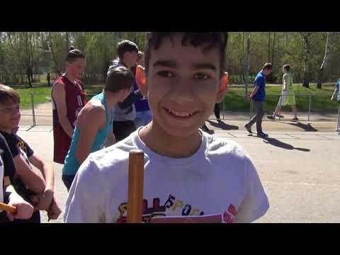Заволжск 9 мая 2018 г. Спортивная эстафета