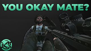 You Okay Mate? | Stream Highlights - Escape from Tarkov