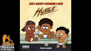 J Rich x Jay Love P x Dutch Santana x Freysh - Hustle (Prod. M8Beats) [Thizzler.com]