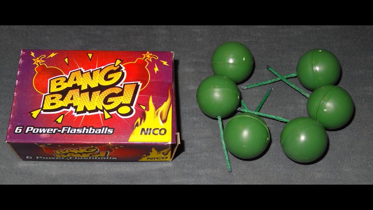 Nico Bang Bang! Power Flashballs