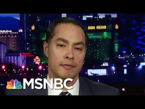 Julián Castro:  President Donald Trump's Leadership Is Entirely Missing   All In   MSNBC