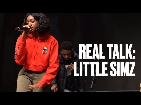 Real Talk with Little Simz