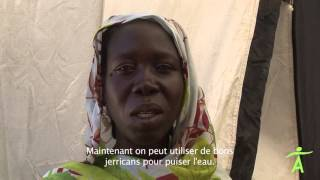 Providing shelter to Nigerian Refugees in Cameroon - French Version