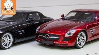 Радиоуправляемая машина MZ Mercedes-Benz SLS 1:14