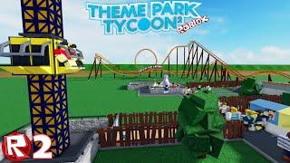 Roblox - Episode 2 | Theme Park Tycoon 2 - GouduBlox / FR
