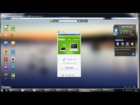 РАЗБИТ ЭКРАН Удаленный экран Android по Wifi и USB