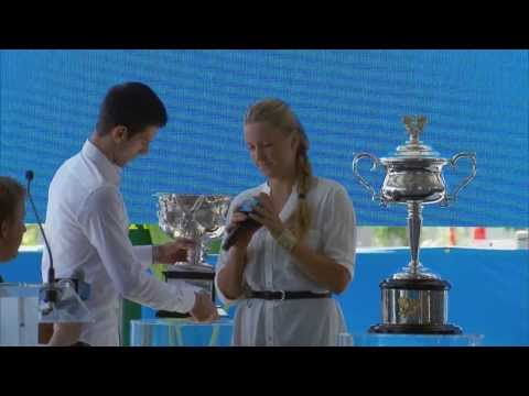 The 2014 Australian Open draw - 2014 Australian Open