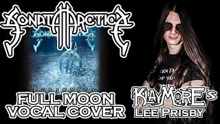 Full Moon by Sonata Arctica (Vocal Cover)   Klaymore