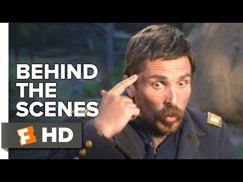 Hostiles Behind the Scenes - Christian Bale (2018) | Movieclips Extras