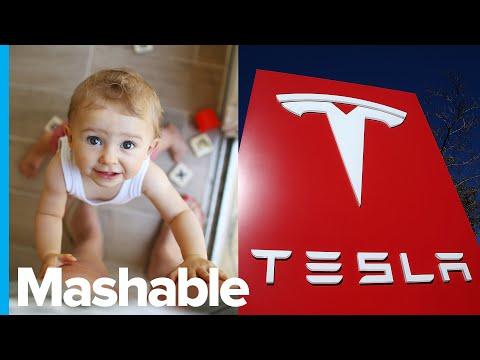 2018's Car-inspired Baby Names Include Elon Musk's Tesla