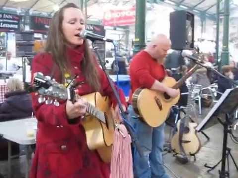 St Georges Market, Sunday Music.