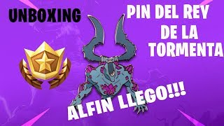TORMENT KING PIN ? UNBOXING FORTNITE SAVE THE WORLD