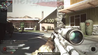 Sane: Teamtage #5 - Call of Duty Sniper Montage