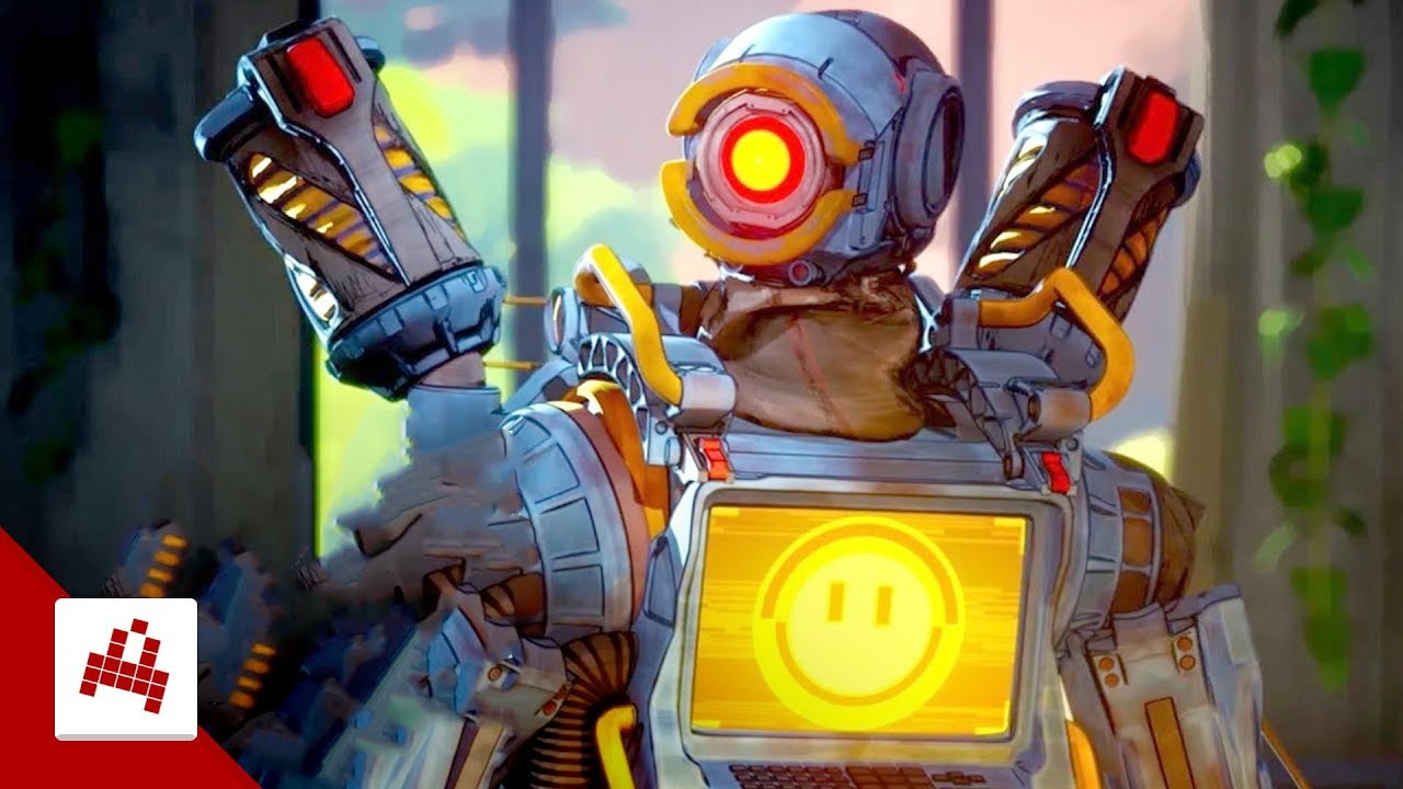 APEX LEGENDS je OVERWATCH skřížený s FORTNITE