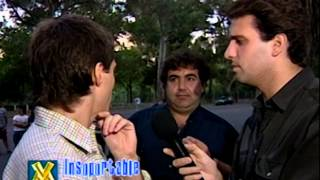 El Insoportable, Guillermo B. Schelotto - Videomatch 98