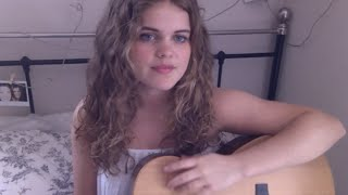 Take Me To Church - Hozier Acoustic Cover By Daisy Clark