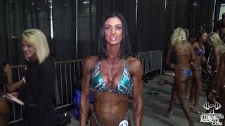 IFBB Pro Melissa Hardesty - 2018 Kentucky Muscle