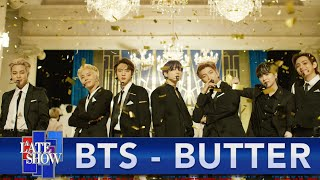 Bts Butter The Late Show With Stephen Colbert MP3