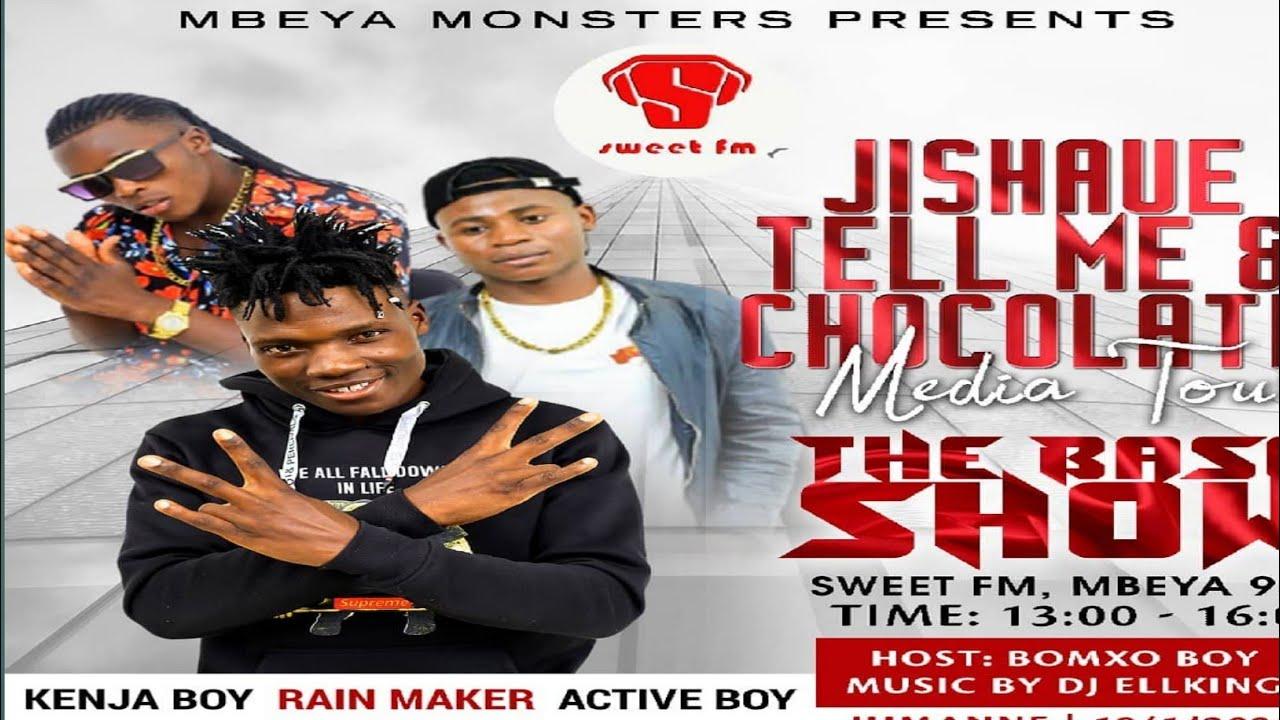 Download Rain Maker _Exclussive interview sweet fm radio 90.5 mbeya {jishaue media tour }