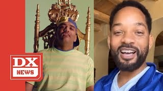 Download Joyner Lucas Asks 'Is This Real Life?' After Will Smith Responds To His 'Will' Video Mp3 and Videos