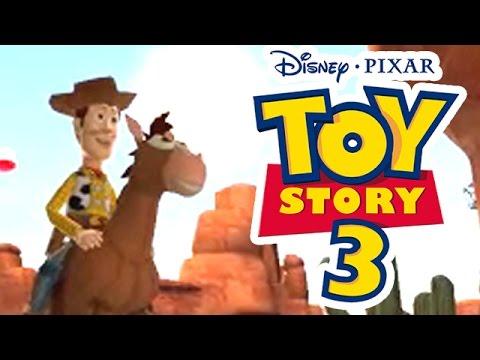 Toy Story 3 En Español Woody Story Juego De La Pelicula