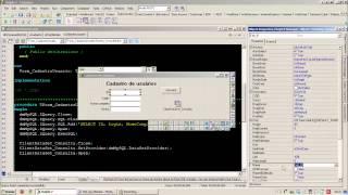 Aula 2 - Delphi 7 + Zeos 6.6.6 + MySQL + Data Module SQL consulta