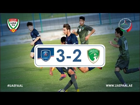 UAE FAAL - PSG 3-2 Emirates Club | Week 9 Highlights
