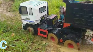 STUCK RC CAR…