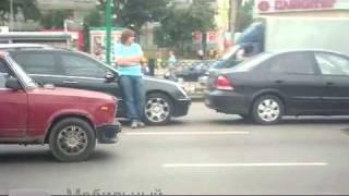Дтп на Каширском шоссе 22.07.2011(, 2011-07-23T11:57:03.000Z)