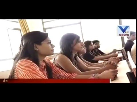 Campus Ride at Alpha College of Engineering ant Technology by VTV Gujarati