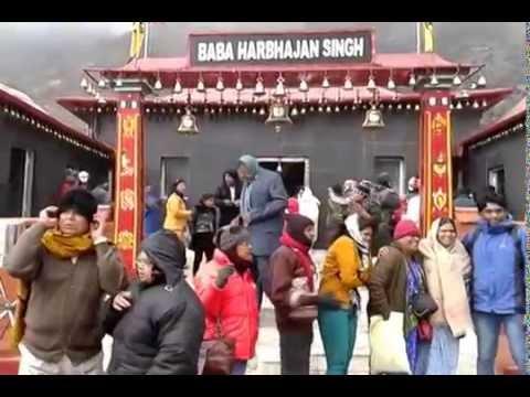 New Baba Mandir (HarbhajanSingh Temple) near Changu Lake at Gangtok, Sikkim - Tours and travels
