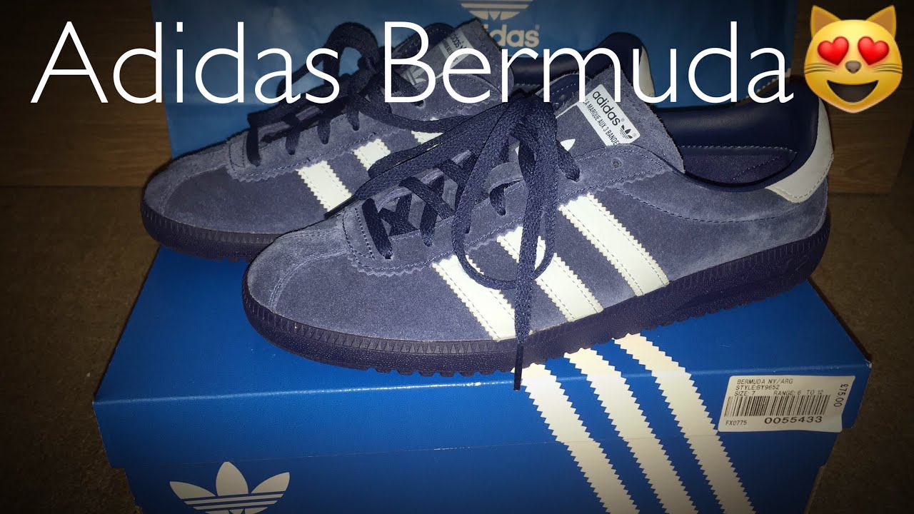 Bermuda Wear Adidas ReviewUnboxing Foot Casual Trainer On Look 7Y6gvbfy