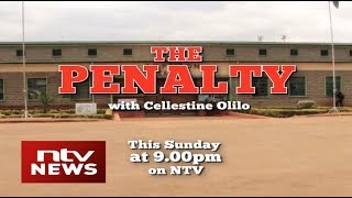 The penalty: Stories of once football stars now locked up in Kamiti maximum prison