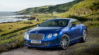 Bentley GT Speed 2015 Road Test - Lusso Magazine