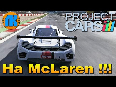 Project CARS \ ГОНКИ НА McLaren \ G27 \ СКАЧАТЬ ПРОДЖЕКТ КАРС !!!