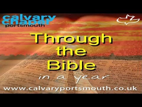 Through the Bible in a year - 1 & 2 TIMOTHY