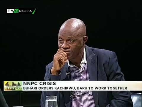 Journalists' Hangout 16th October  2017 | NNPC Crisis: Buhari orders Kachikwu, Baru to work together