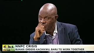 Video Journalists' Hangout 16th October  2017 | NNPC Crisis: Buhari orders Kachikwu, Baru to work together download MP3, 3GP, MP4, WEBM, AVI, FLV Oktober 2017