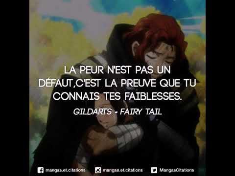 Citation Fairy Tail Youtube
