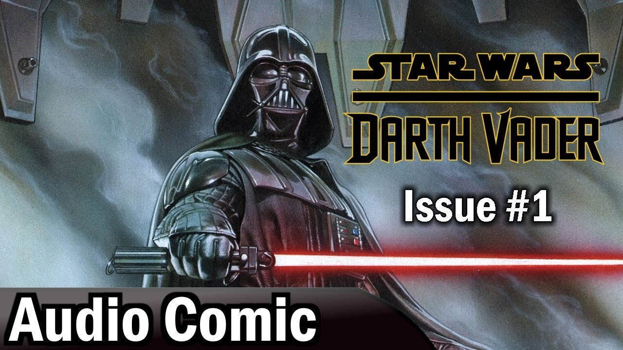 Darth Vader #1 [2015] (Audio Comic) #1