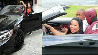 TI SURPRISE TINY WITH EXPENSIVE BIRTHDAY GIFT